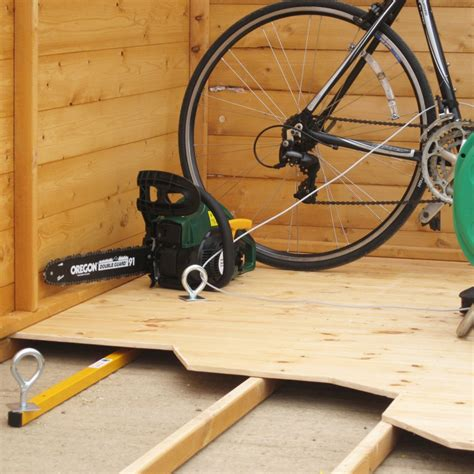 Ground Anchors For Sheds by Duramax Duramate 8x5 Plastic Shed