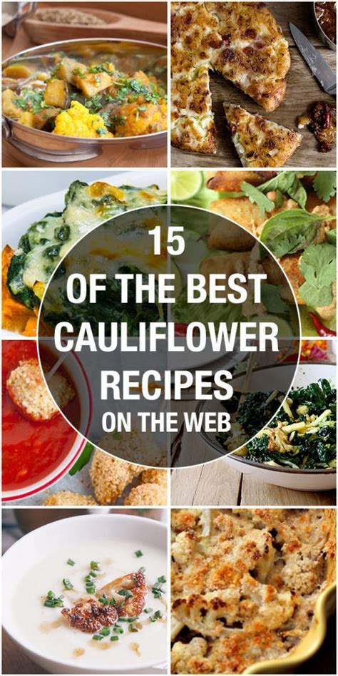 highest rated recipes on the web 15 of the best cauliflower recipes on the web a mummy too