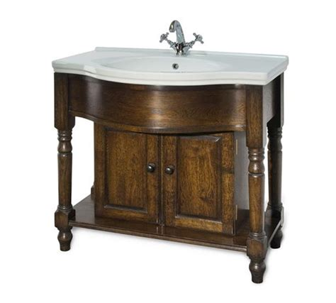 Bow Front Vanity Cabinet by Foresters Bow Front Basin Cabinet Fashioned Bathrooms