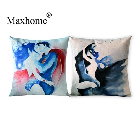 Bantal Dekorasi Bantal Sofa Cats Coffee buy grosir batman bantal from china batman bantal penjual aliexpress alibaba