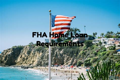 fha home loan requirements 2017 in illinois florida