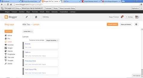 cara membuat daftar isi html cara membuat daftar isi valid html 5 klik tau