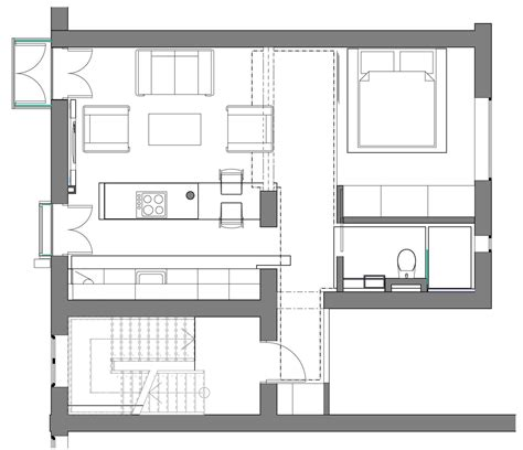 560 sq ft 560 square foot studio apartment in iceland decor advisor