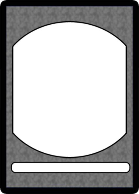 magic token card template mtg token maker mtg cardsmith