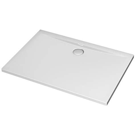 ideal standard ultra flat rectangular shower tray floor