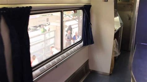 What Does The Of The Interior Do interior walk through of the amtrak the eagle