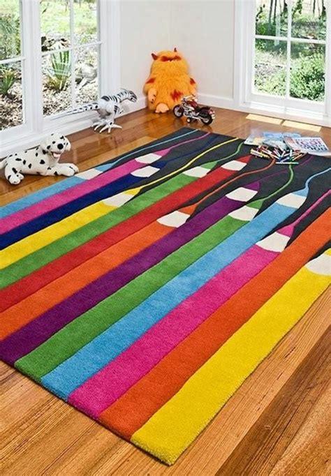 kinderzimmer teppich design kinderteppich farbige und lustige interieur erg 228 nzung