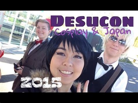 izaya at desucon cosplay & japan 2015