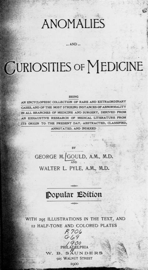 anomalies and curiosities of medicine being an encyclopedic collection of and extraordinary cases and of the most striking instances of of medicine and surgery classic reprint books neonatology on the web anomalies and curiosities of