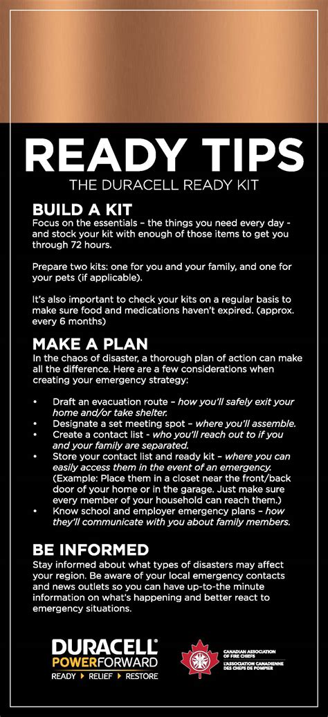 Lu Emergency Quantum why you should an emergency preparedness kit
