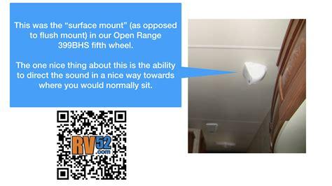 rv stereo speaker quick overview   rv stereo speakers