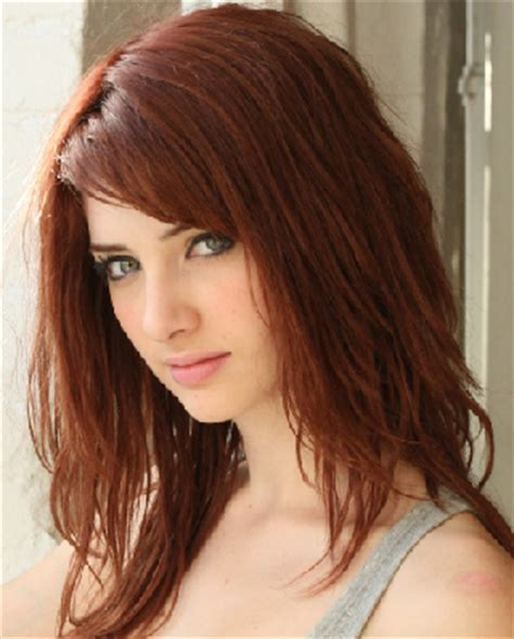 russet colored hair hair fashion 2011 july 2011
