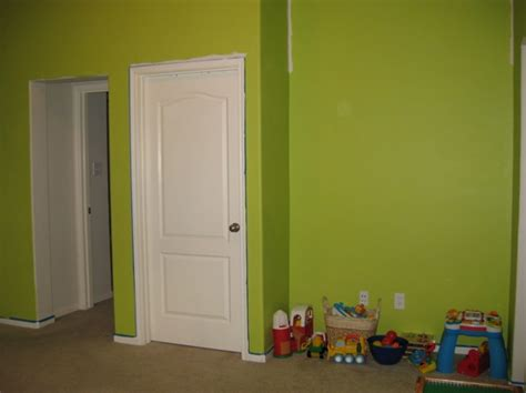 playroom makeover in progress the picky apple