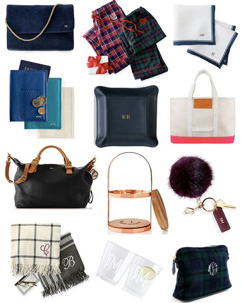 monogrammed gift ideas introducing my 2016 gift guide series 13 monogrammed