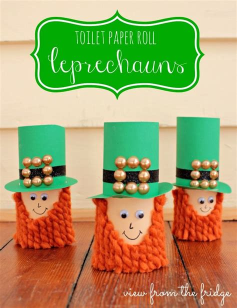 7 and easy st s day craft ideas lucky me