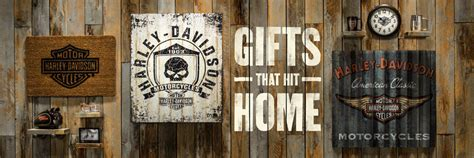 harley davidson home decor gifts for entertaining gift guide harley davidson
