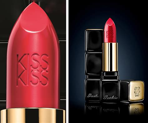 Guerlain Lipstick by Guerlain Kisskiss Makeup4all