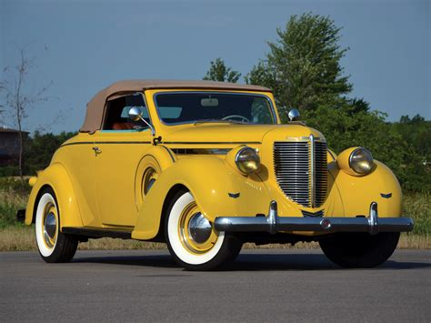 1938 chrysler coupe 1938 chrysler imperial convertible coupe c 19