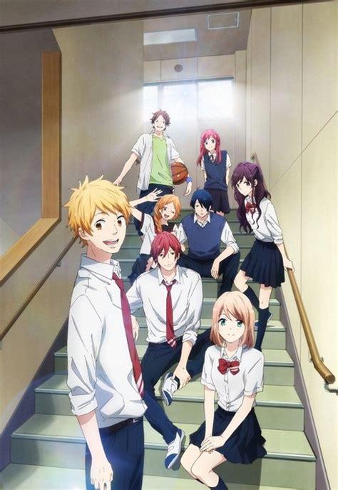 anime info nijiiro days masterani