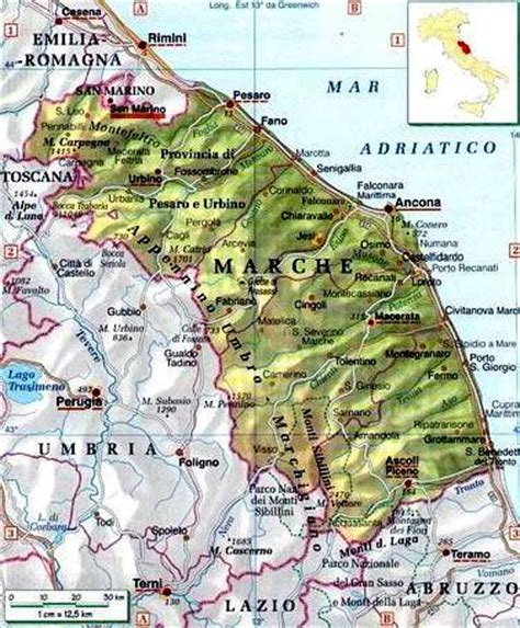 delle amrche italia marche