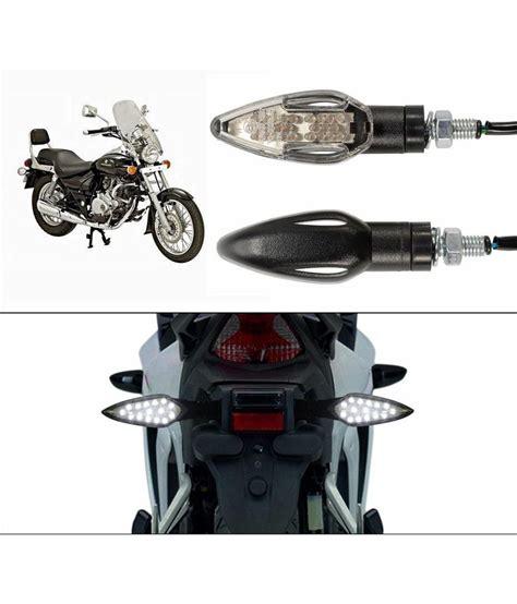 Promo Gear Sss Yamaha R15 spedy white led triangle shape bike indicators for yamaha r15 set of 2 buy spedy white led