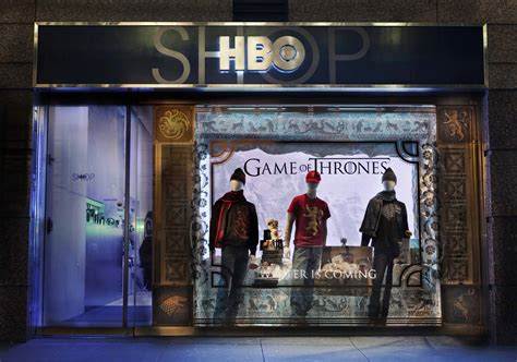 Hbo Shop For All Of You And The City Fans hboshop goes of thrones for the holidays