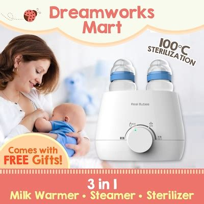 Baby Safe 10 In 1 Multifunction Steamer Alat Steamer Berkualitas qoo10 real bubee 3 in 1 multi purpose milk warmer steamer sterilizer e baby maternity
