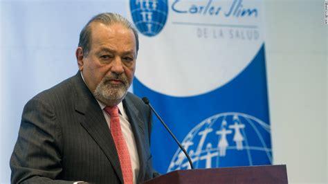 carlos slim biography in spanish world s richest man saves spanish soccer club cnn com