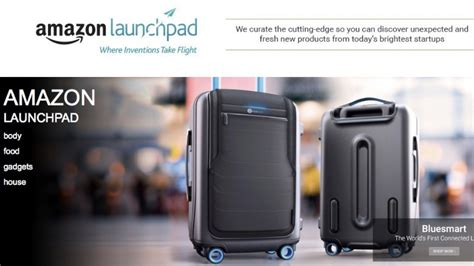 amazon launchpad amazon launchpad setup to help startups promote their