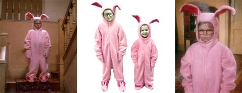Kitchen Nightmares Pj S Ralphie S Bunny Suit Pajamas From Clara In A