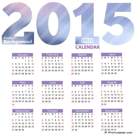 Fiscal Year 2015 Calendar Fiscal Year Calendar 2015 Calendar Template 2016