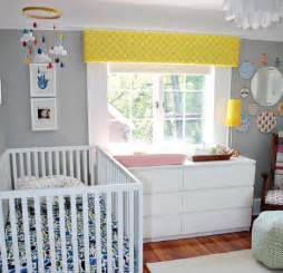 Navy Blue And White Shower Curtains - yellow nursery ideas