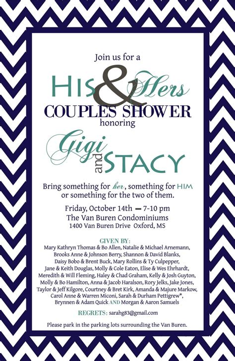 invitation wording for couples wedding shower couples wedding shower invitation and