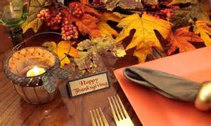 how to decorate a thanksgiving table ehow