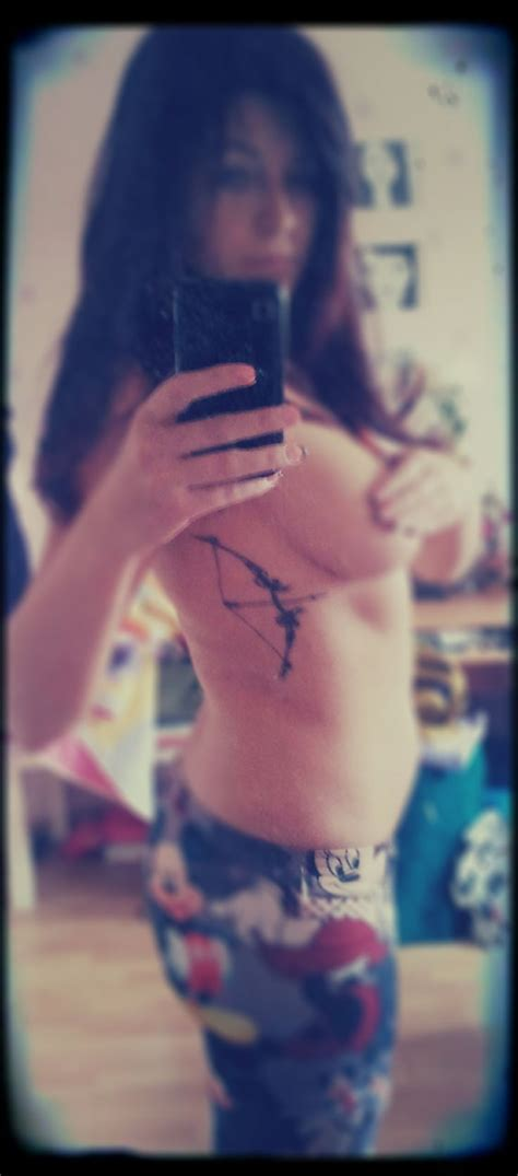 tattoo creator and placement bow and arrow tattoo tattoos pinterest arrow tattoos