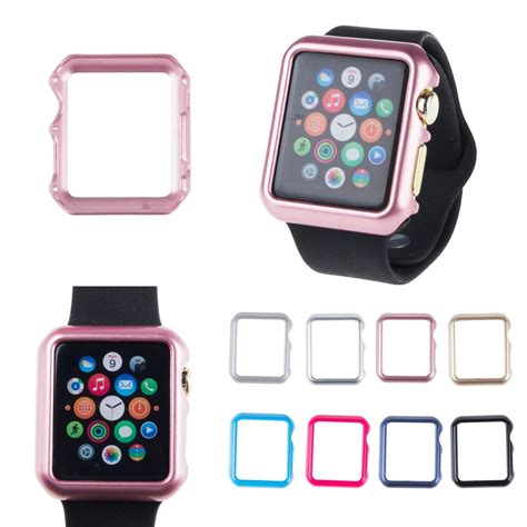 Bumper Apple Iwatch plastic guard bumper protector cover for apple iwatch 38 42mm ebay