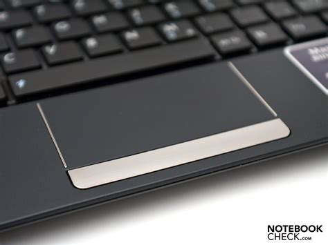 Touchpad Netbook Asus review asus eee pc 1015pem netbook notebookcheck net reviews