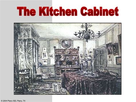 Andrew Jackson Kitchen Cabinet Kitchen Cabinet Jackson Hickory Andrew Jackson Kitchen Cabinet Jacksonian Era Kitchen