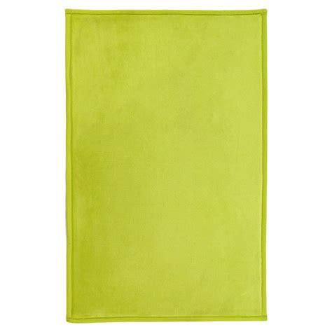 Tapis Rond Vert Anis by Descente De Lit Tapis Vert Anis Doux 60x90cm