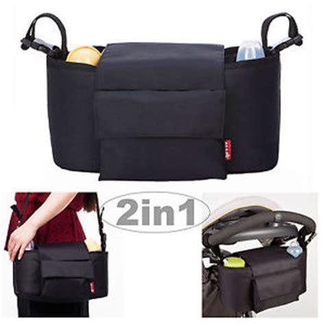 Bag 2in1 Hello allis 2in1 baby changing bag pram storage buggy organizer