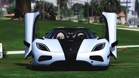 koenigsegg doors koenigsegg agera r with door script add on gta5 mods com