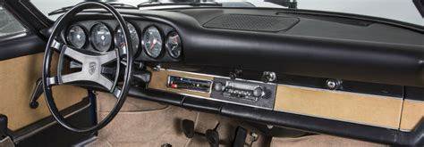 porsche 911 dashboard replacement dashboard for 1969 1975 porsche 911