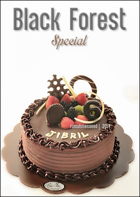Pesanan No 14 welcome to teawe s black forest special pesanan mbak