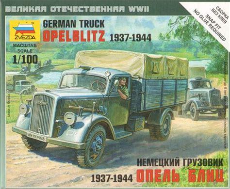 opel blitz cer zvezda15mm opel blitz truck unit deal zd09 163 14 75