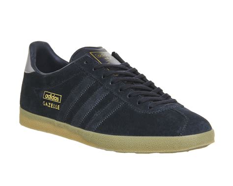 Adidas Gazele Navy adidas gazelle navy gold los granados apartment co uk