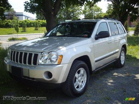 2007 Jeep Grand 4x4 Laredo 2007 Jeep Grand Laredo 4x4 In Light Graystone Pearl 512485 Nysportscars Cars