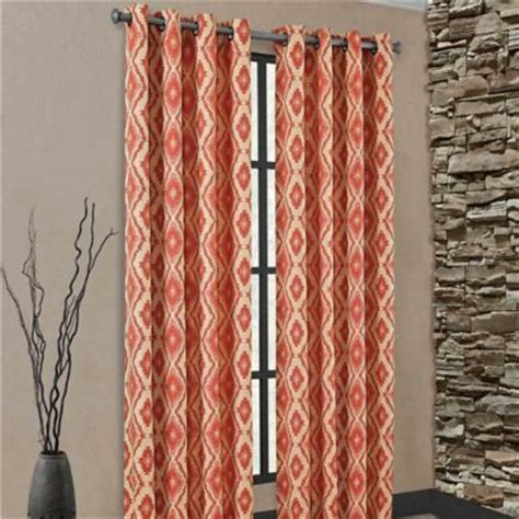 alton solid grommet window curtain panel buy alton solid grommet 63 inch window curtain panel in