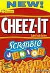 cheez it scrabble garage sale diaries scrabble