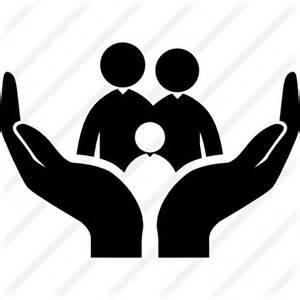 Customize Mac familiar insurance symbol free business icons