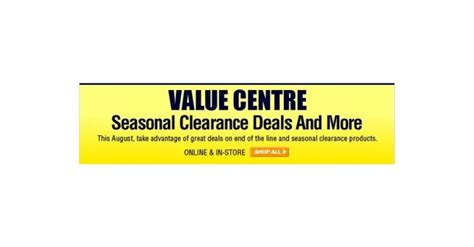 home depot seasonal clearance sale